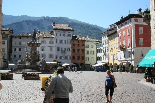 Marktplatz von Trento